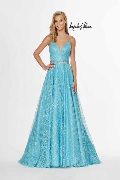 Style 91076 gown from the 2019 Angela & Alison Prom collection, as seen on dressfinder.ca