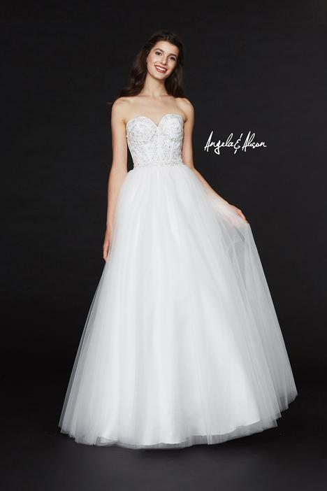 Style 91083 gown from the 2019 Angela & Alison Prom collection, as seen on dressfinder.ca
