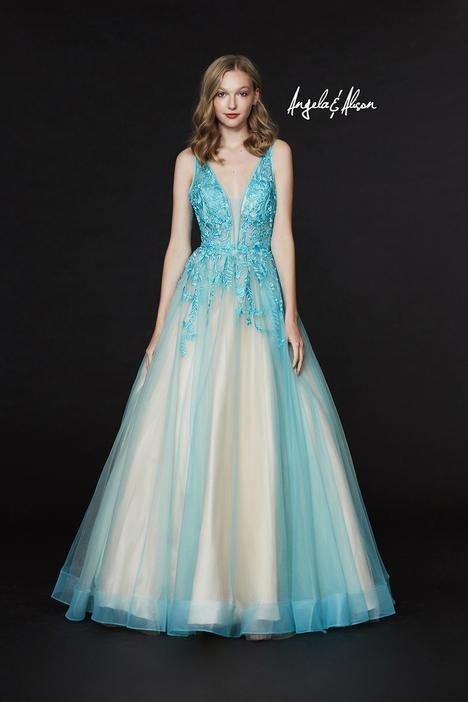 Style 91085 gown from the 2019 Angela & Alison Prom collection, as seen on dressfinder.ca