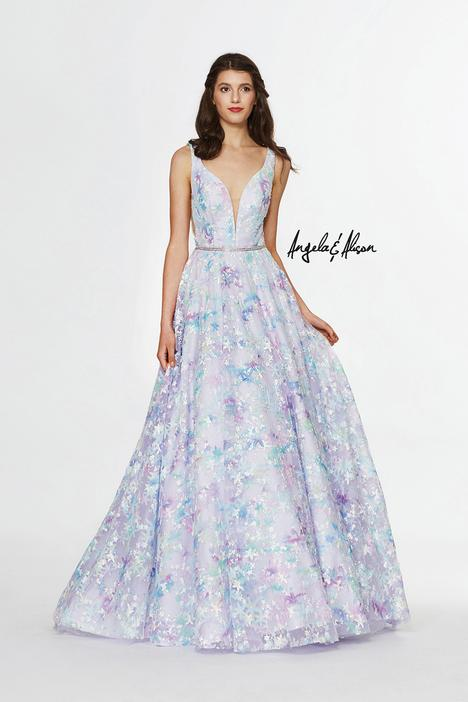 Style 91091 gown from the 2019 Angela & Alison Prom collection, as seen on dressfinder.ca