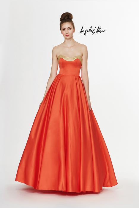 Style 91092 gown from the 2019 Angela & Alison Prom collection, as seen on dressfinder.ca