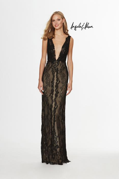 gown from the 2019 Angela & Alison Prom collection, as seen on dressfinder.ca
