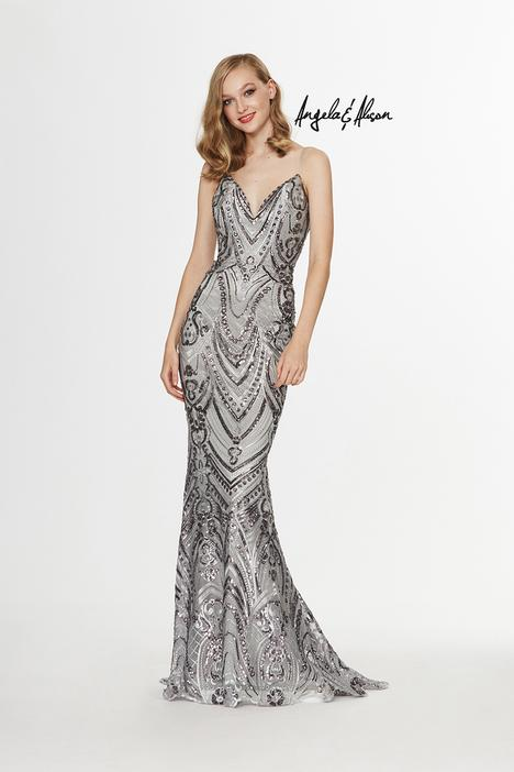 Style 91107 gown from the 2019 Angela & Alison Prom collection, as seen on dressfinder.ca