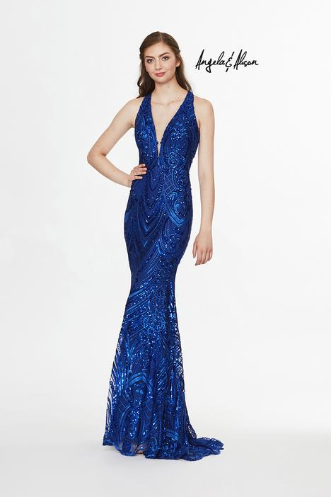 Style 91112 gown from the 2019 Angela & Alison Prom collection, as seen on dressfinder.ca