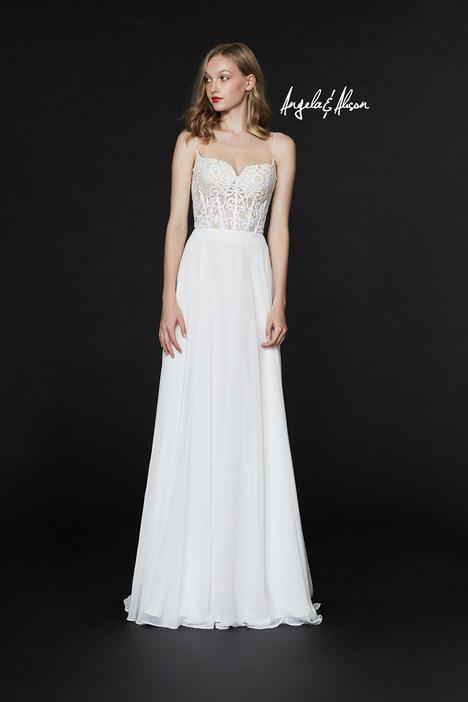 Style 91114 gown from the 2019 Angela & Alison Prom collection, as seen on dressfinder.ca