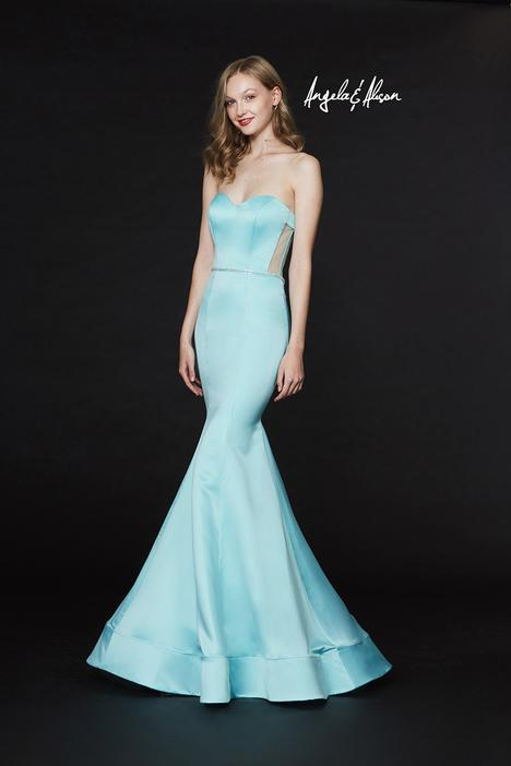 Style 91116 gown from the 2019 Angela & Alison Prom collection, as seen on dressfinder.ca