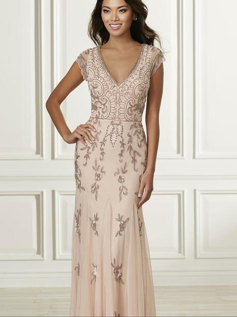 Bridesmaids                                      dress by Adrianna Papell Platinum: Bridesmaids