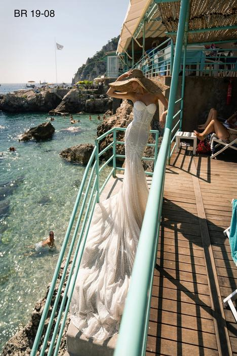 Wedding                                          dress by Inbal Dror