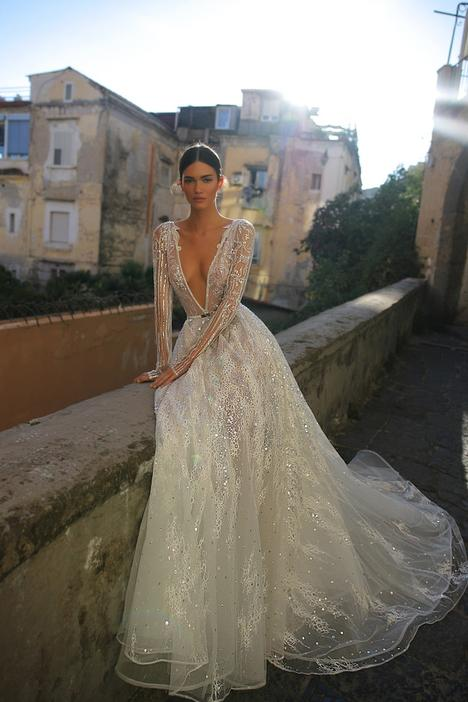 Style 19-13 gown from the 2019 Inbal Dror collection, as seen on dressfinder.ca