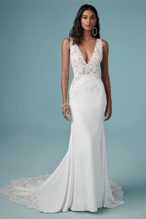 Aidan Wedding                                          dress by Maggie Sottero