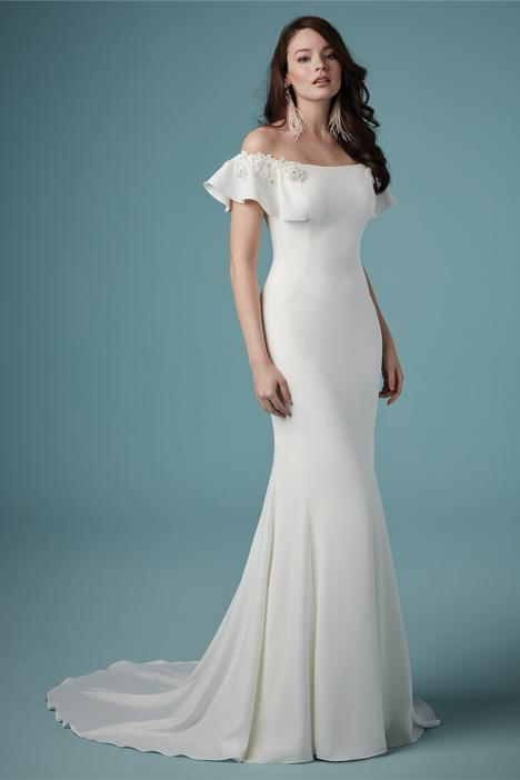 Ainsley Wedding                                          dress by Maggie Sottero