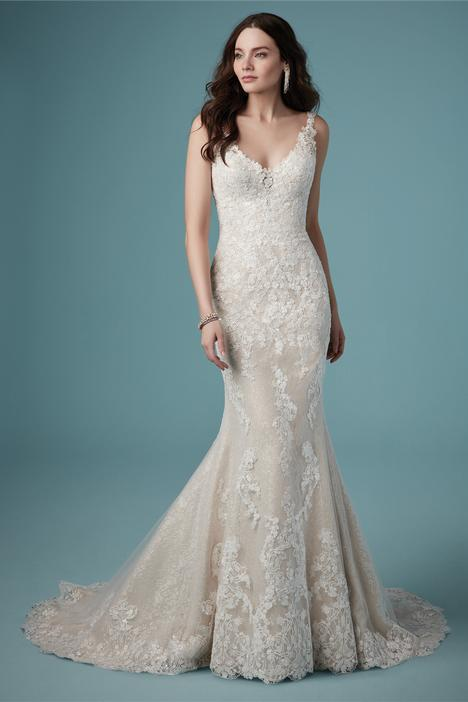 Ambrose Wedding                                          dress by Maggie Sottero