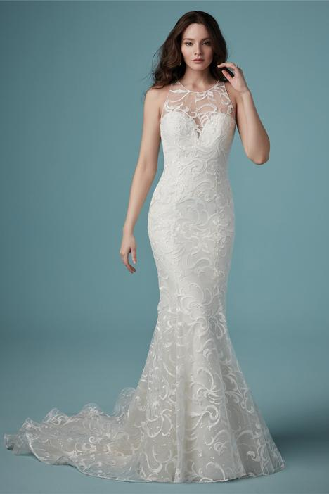 Colbie Wedding                                          dress by Maggie Sottero