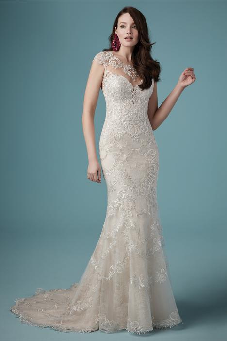 Eileen Wedding                                          dress by Maggie Sottero