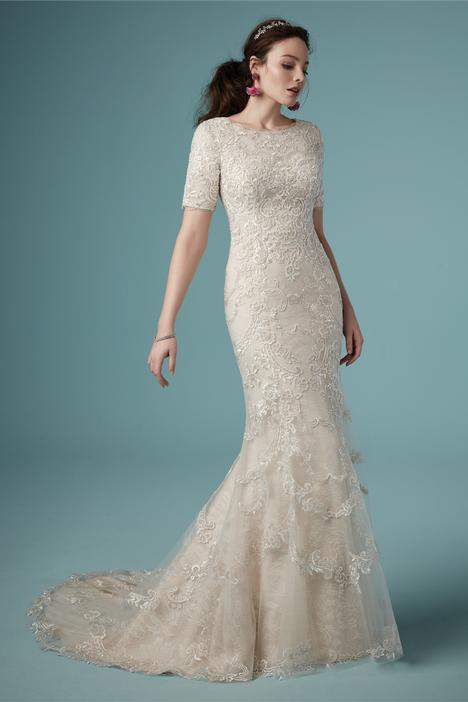 Eileen - Leigh Wedding                                          dress by Maggie Sottero