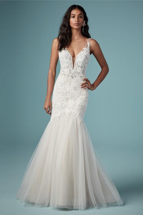 Elvie Wedding                                          dress by Maggie Sottero