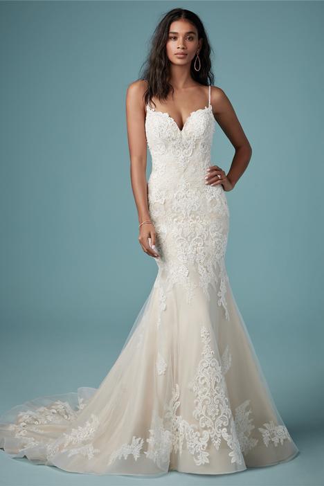 Glorietta Wedding                                          dress by Maggie Sottero