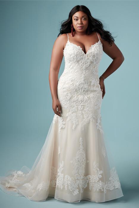 Glorietta - Lynette Wedding                                          dress by Maggie Sottero