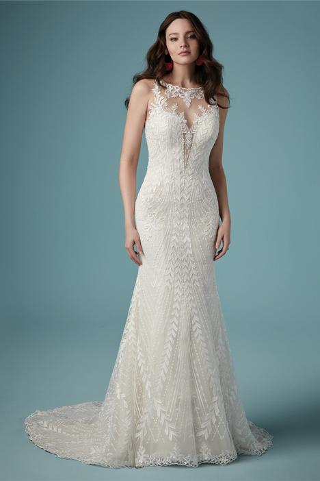 Jelaire Wedding                                          dress by Maggie Sottero