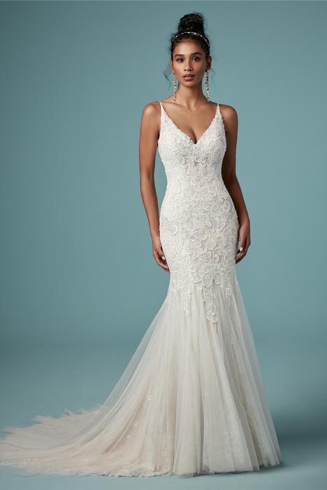 Jessa Wedding                                          dress by Maggie Sottero