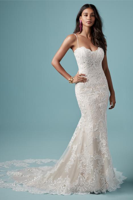 Kiera Wedding                                          dress by Maggie Sottero