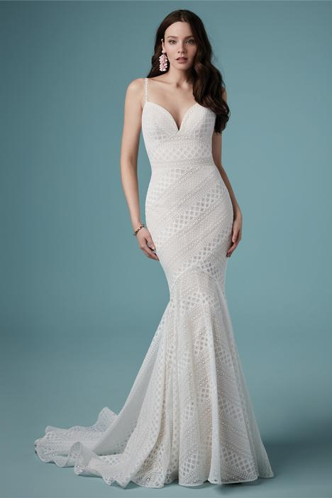 Lilana Wedding                                          dress by Maggie Sottero