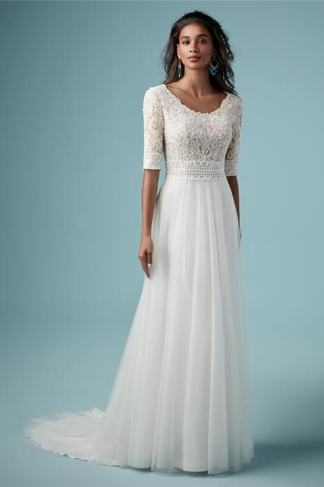 Monarch - Leigh Wedding                                          dress by Maggie Sottero