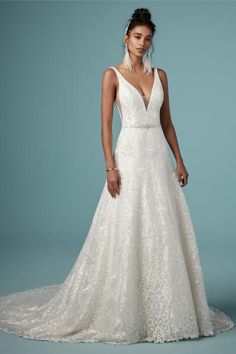 Monica Wedding                                          dress by Maggie Sottero