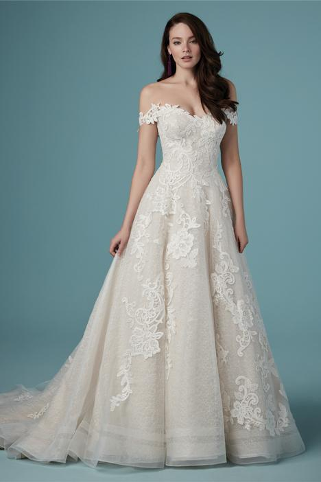 Paislee - Louise Wedding                                          dress by Maggie Sottero