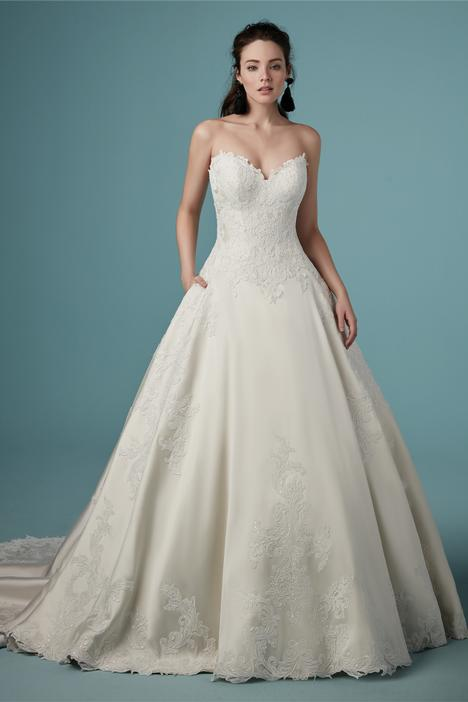 Sheridan Wedding                                          dress by Maggie Sottero