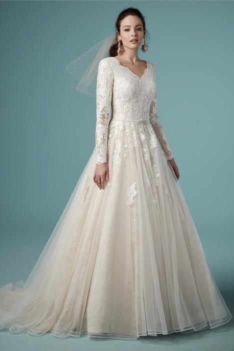 Shiloh - Leigh Wedding                                          dress by Maggie Sottero