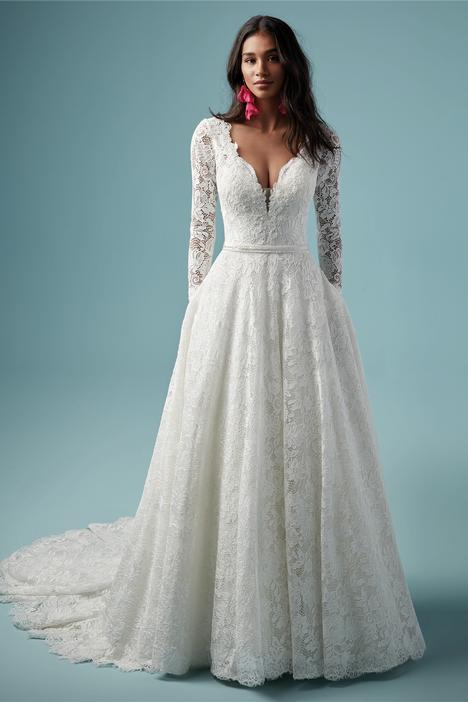 Terry Wedding dress by Maggie Sottero