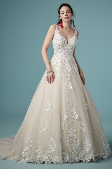 Trinity Wedding                                          dress by Maggie Sottero