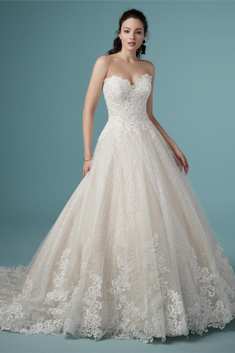 Tristyn Wedding                                          dress by Maggie Sottero
