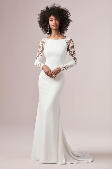 Bethany Wedding                                          dress by Rebecca Ingram