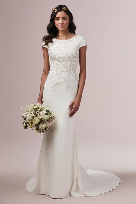 Daniella Wedding                                          dress by Rebecca Ingram