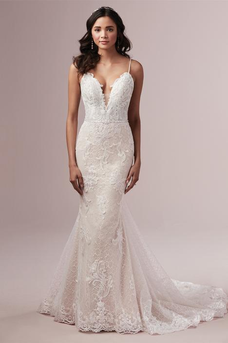 Laurette Wedding                                          dress by Rebecca Ingram