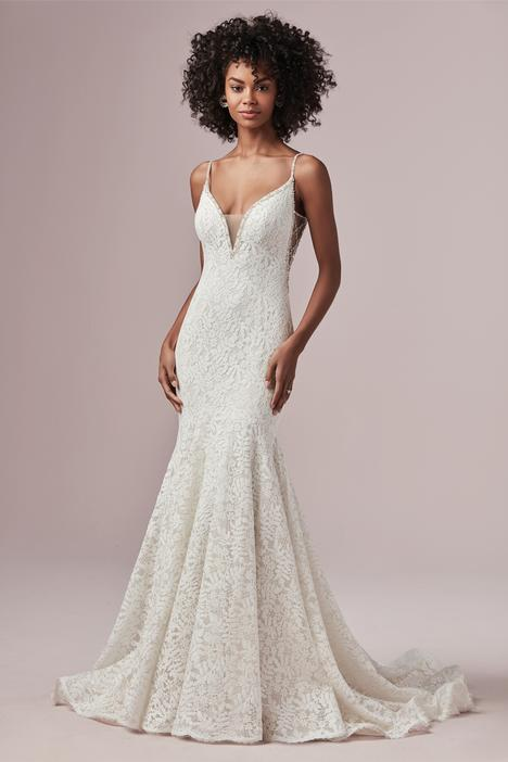 Lucille Wedding                                          dress by Rebecca Ingram