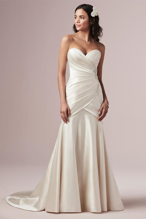 Maisey Wedding                                          dress by Rebecca Ingram