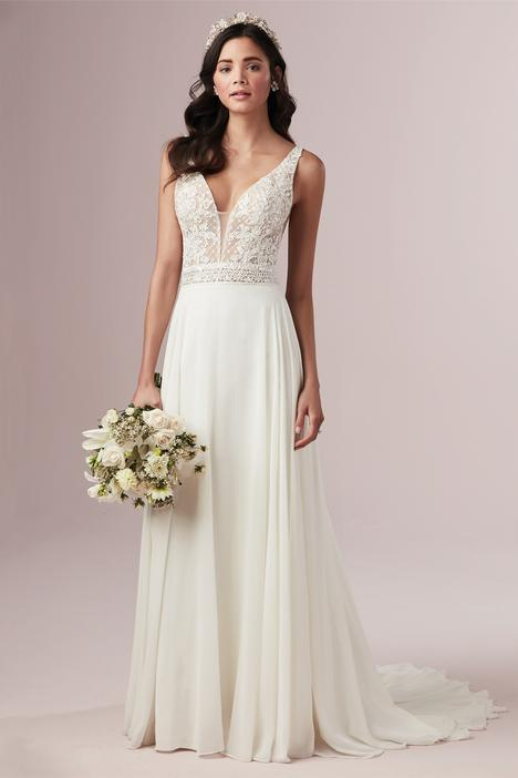 Mildred Wedding                                          dress by Rebecca Ingram