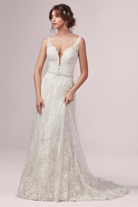 Molly Wedding                                          dress by Rebecca Ingram