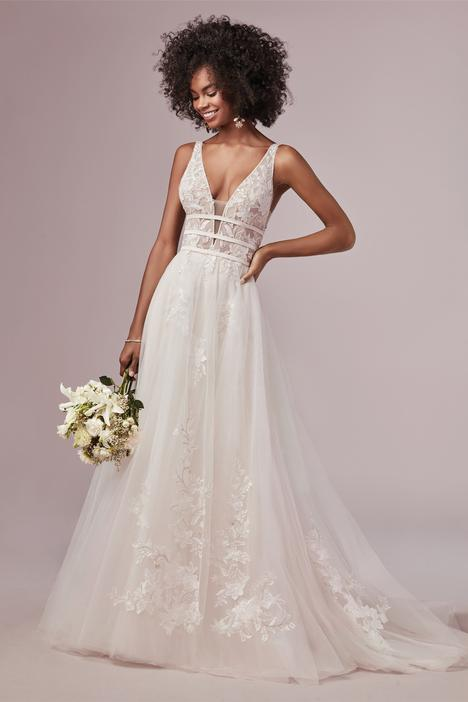 Raelynn Wedding                                          dress by Rebecca Ingram