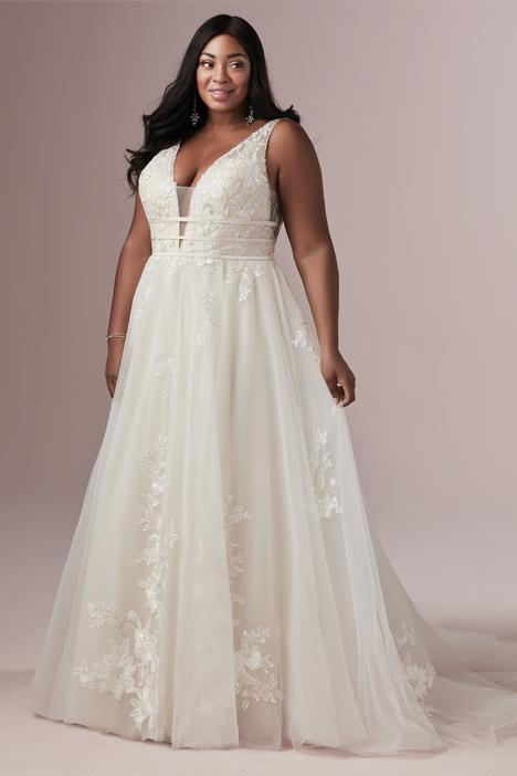 Raelynn - Lynette Wedding                                          dress by Rebecca Ingram