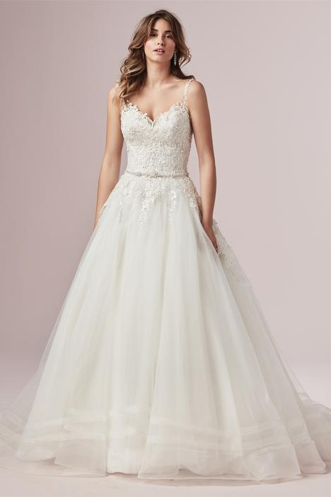 Sylvia Wedding                                          dress by Rebecca Ingram