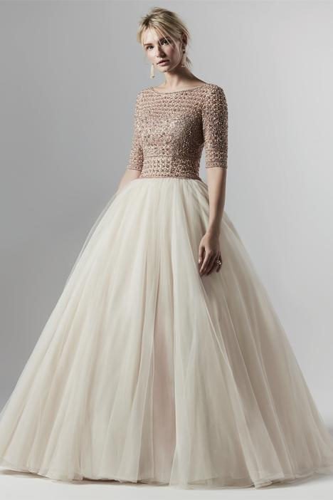 Allen - Lynette Wedding                                          dress by Sottero and Midgley