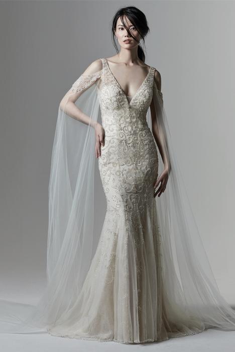 Bentley Wedding                                          dress by Sottero and Midgley