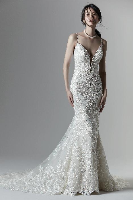 Christina Wedding                                          dress by Sottero and Midgley