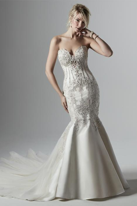Darren Wedding                                          dress by Sottero and Midgley