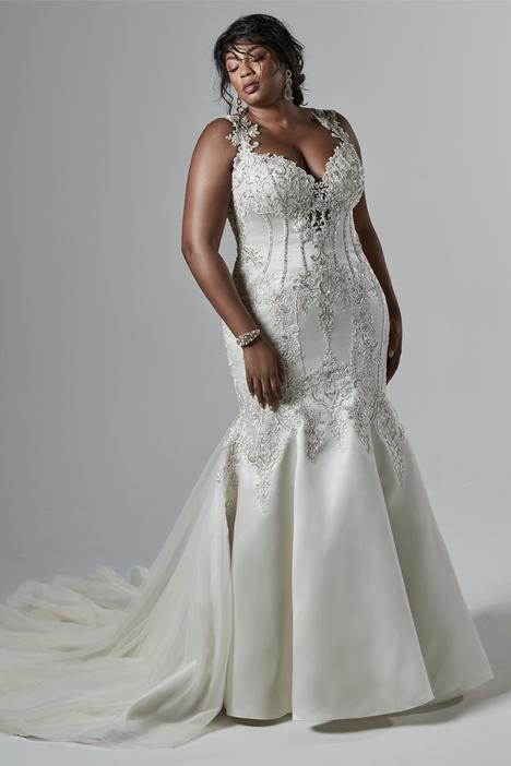 Darren - Lynette Wedding                                          dress by Sottero and Midgley