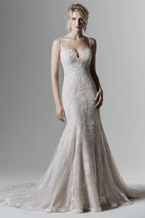 Derrick Wedding                                          dress by Sottero and Midgley